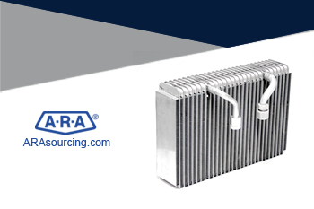 Air conditioning evaporators