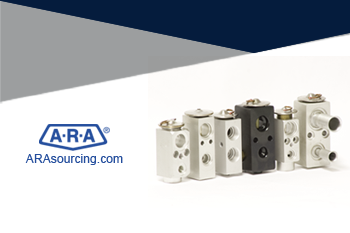 Air conditioning expansion valves